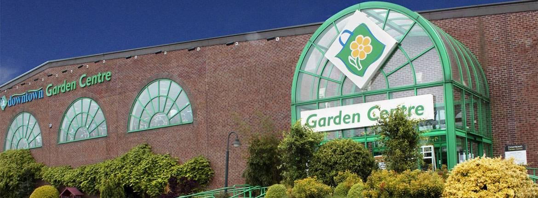 Downtown Garden Centre, Grantham