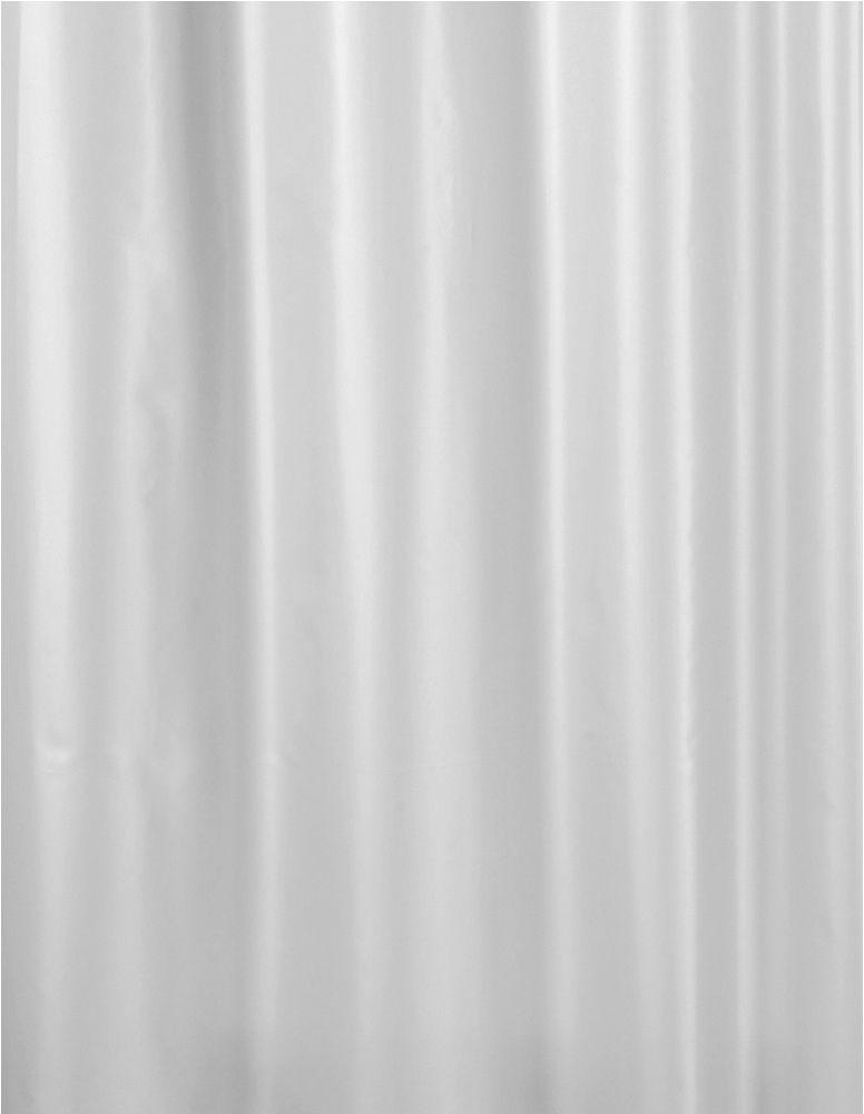 Showerdrape Premium Plain Shower Curtain 180X180