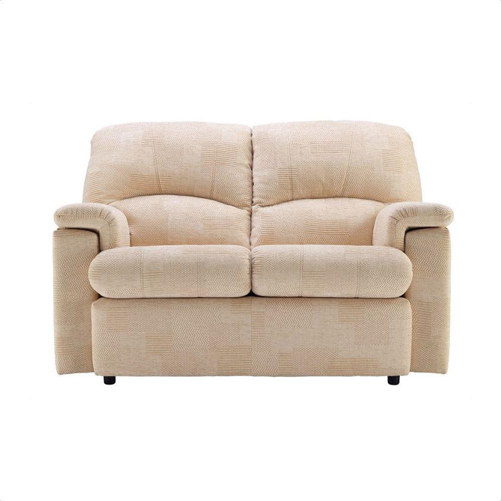 G Plan Chloe Fabric 2 Seater Power Recliner Sofa Oldrids