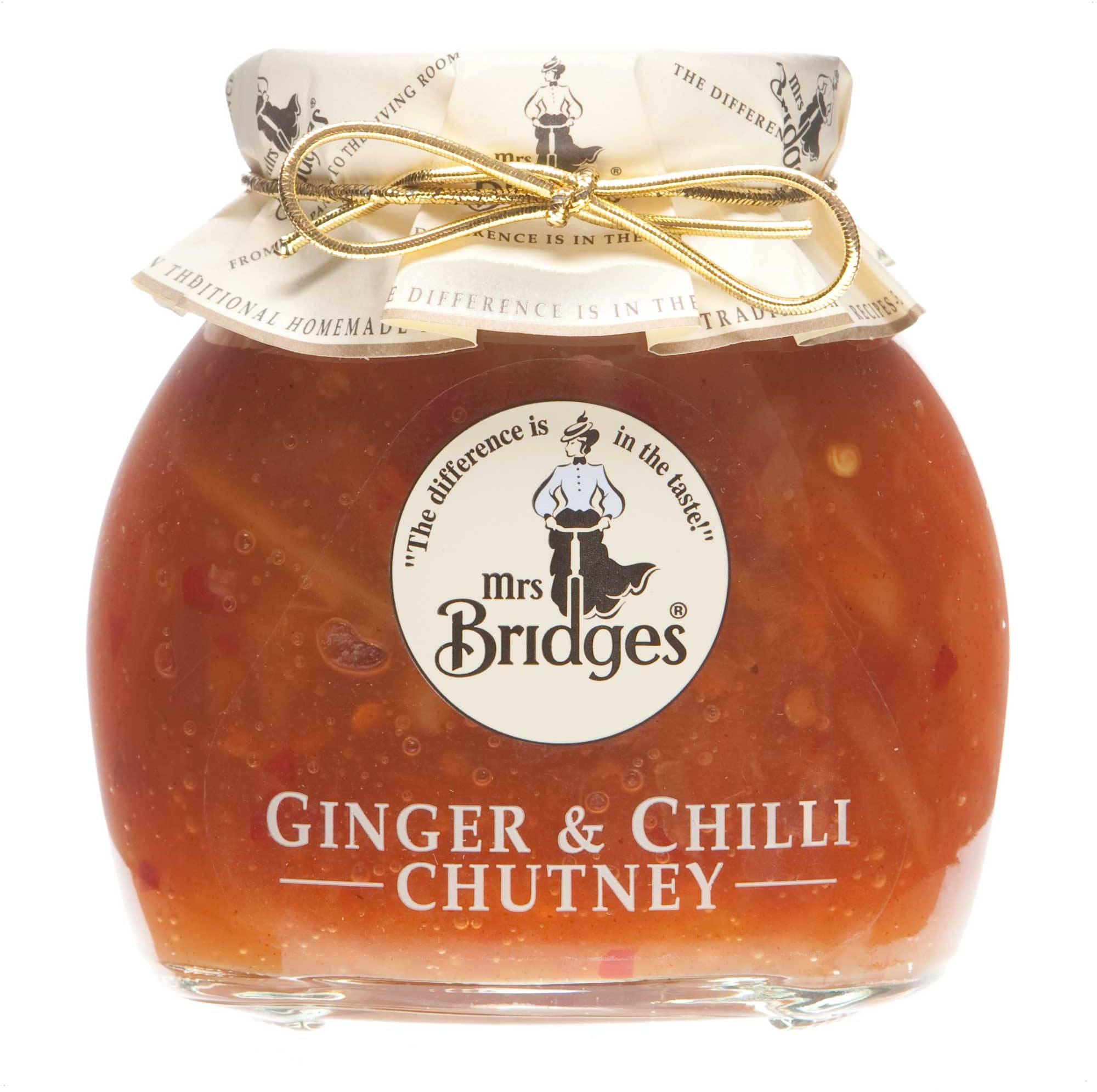 Ginger & Chilli Chutney 295g