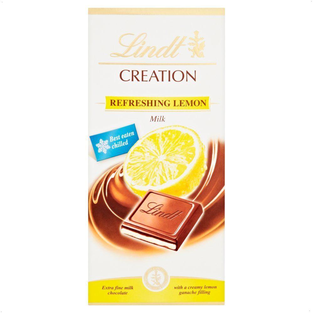 Lindt Creation Fresh Lemon Bar 150g Oldrids Amp Downtown