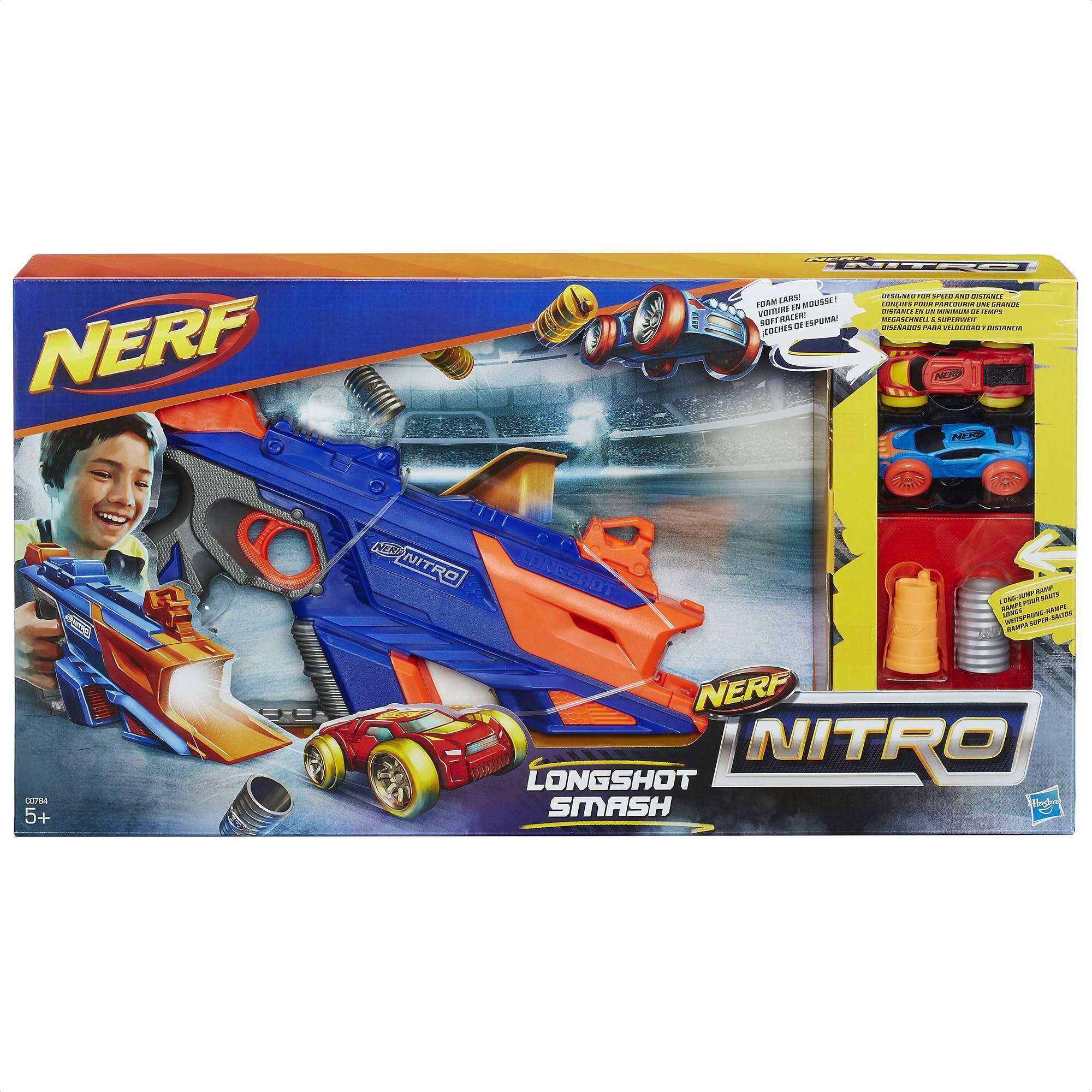 Nerf Nitro Longshot Mash