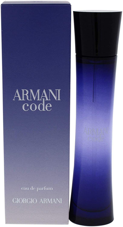 Armani Armani Code Femme Spray Eau de Parfum. Loading zoom 637d4df6e63a