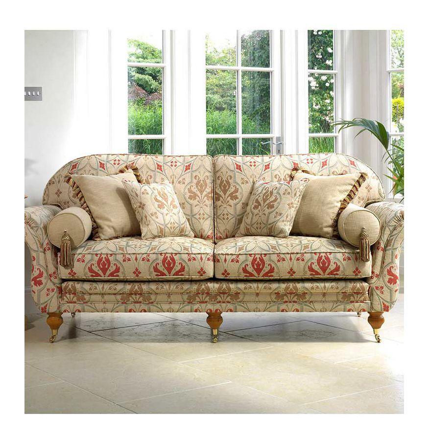 Missoni Home 3 Seat Sofa Gravita: Steed Gleneagles 3 Seater Sofa