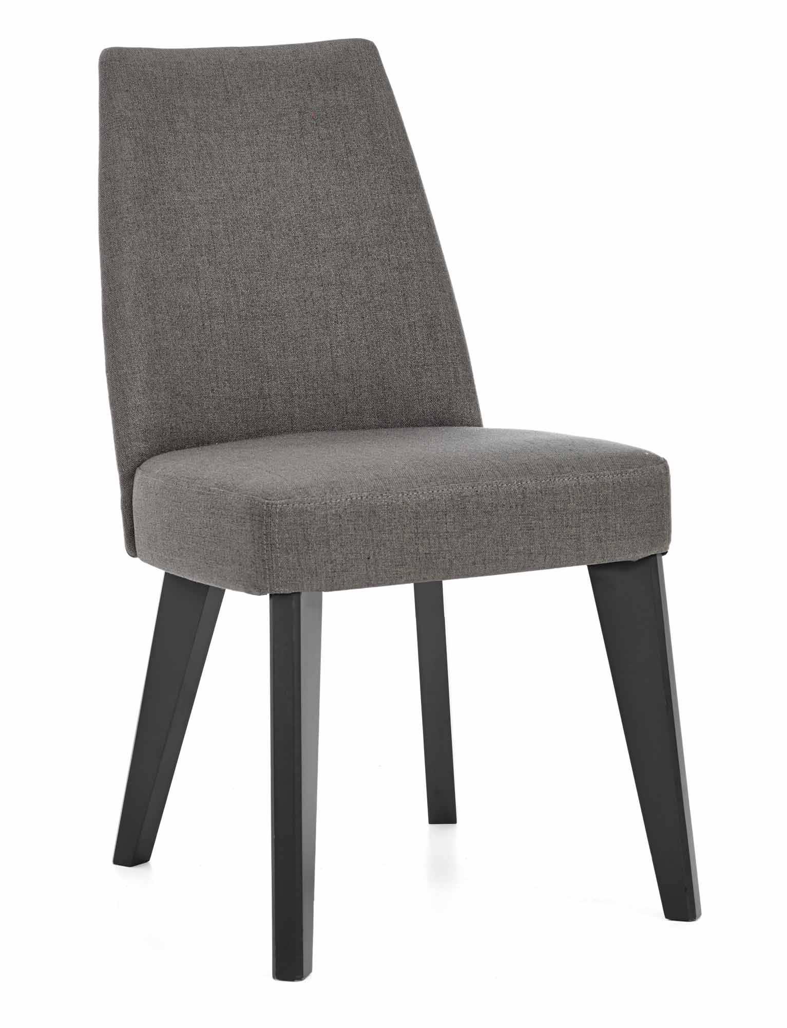 Fine Quebec Upholstered Fixed Swivel Dining Chair Pair Ncnpc Chair Design For Home Ncnpcorg