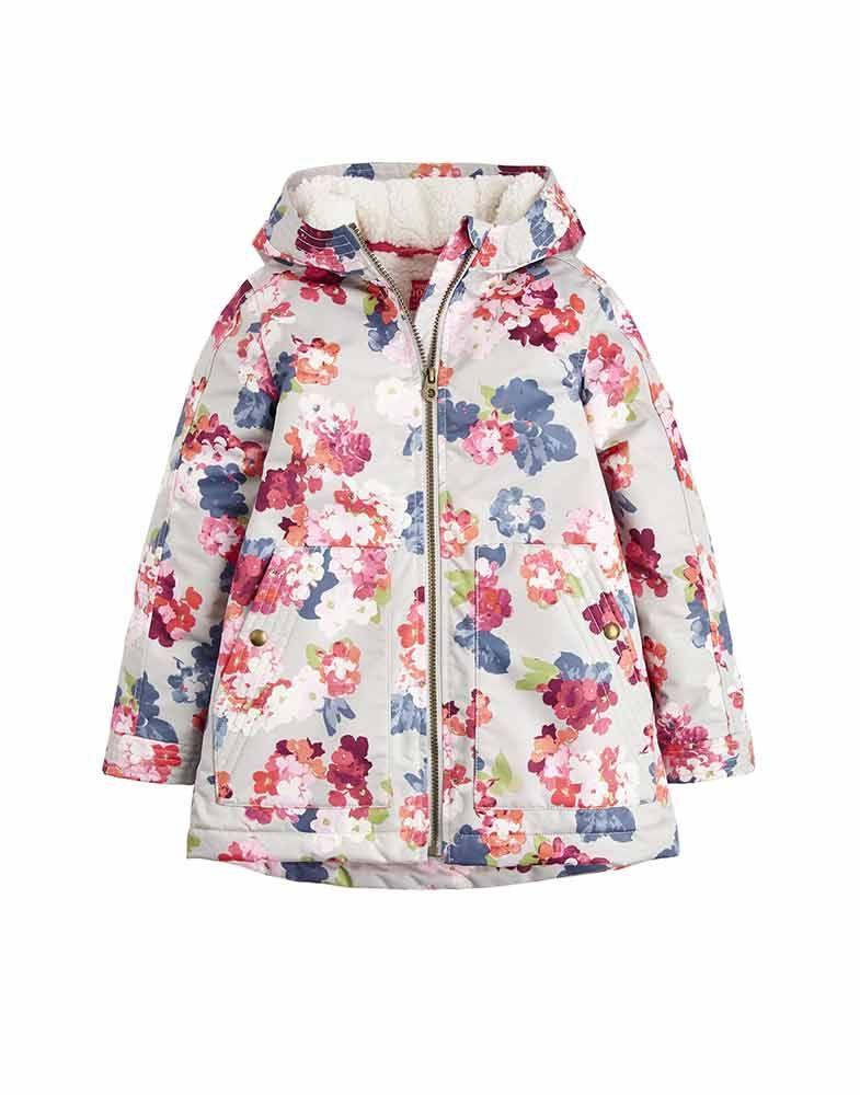 7f3e65e73 Joules randrp Waterproof Coat With Fleece-Lined Hood|Oldrids
