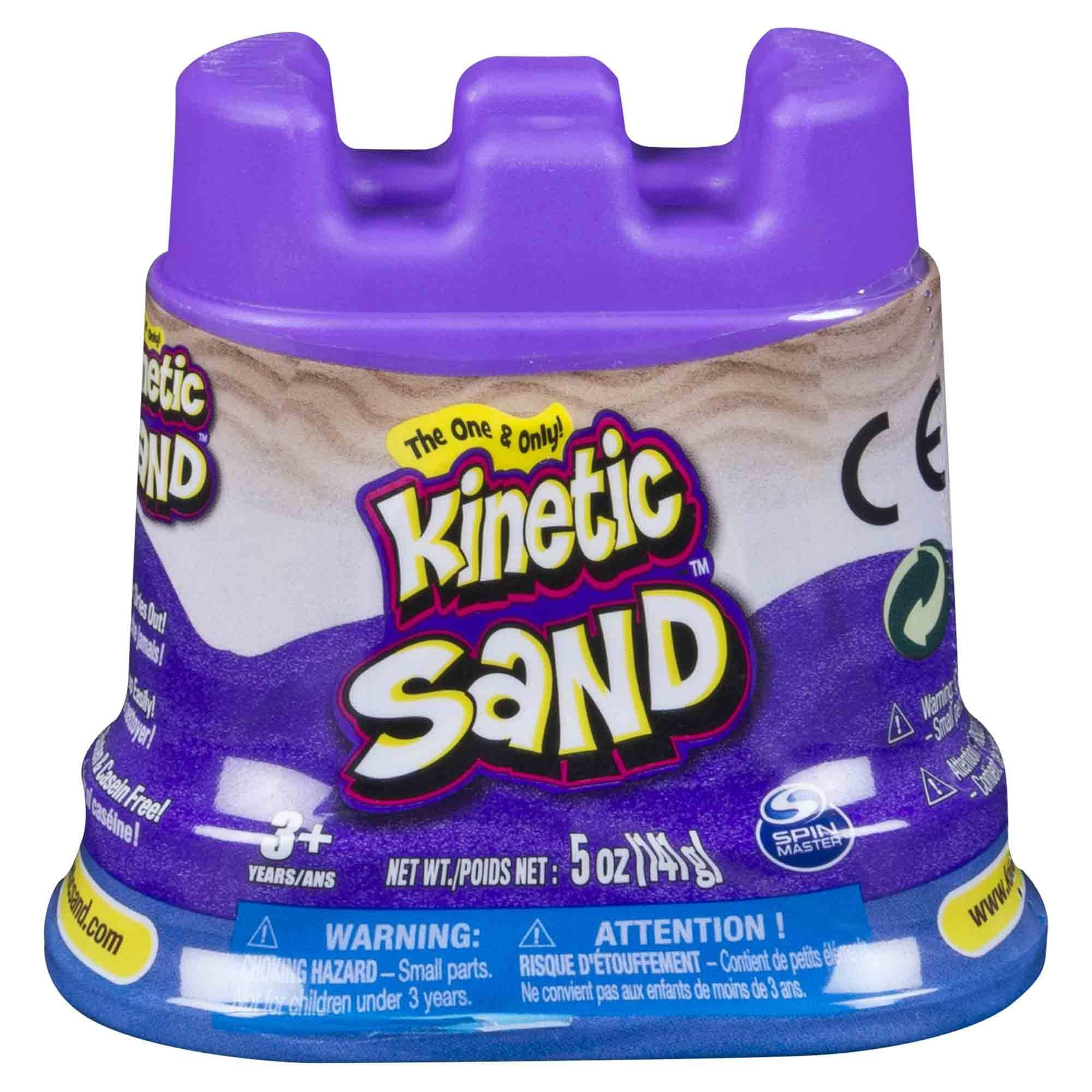 Damaged Box Kinetic Sand Green Sandcastle Set
