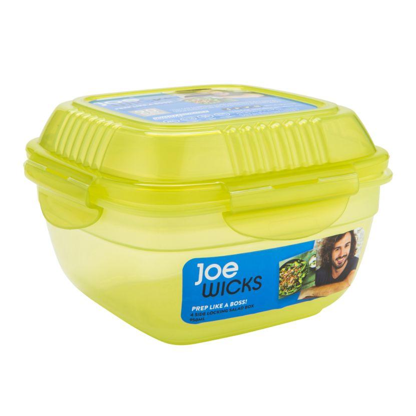 Joe Wicks Salad Lunch Box Green 950ml Oldrids Downtown