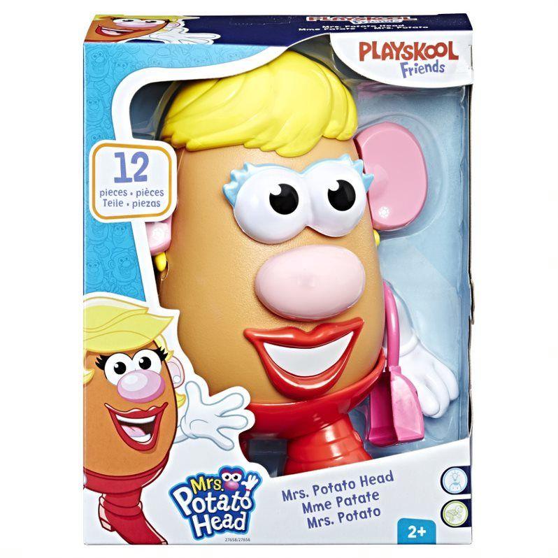 Hasbro Playskool Friends Mrs Potato Head Classic Oldrids