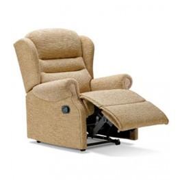 Marvelous Sherborne Ashford Small Fabric Manual Recliner Chair Bralicious Painted Fabric Chair Ideas Braliciousco