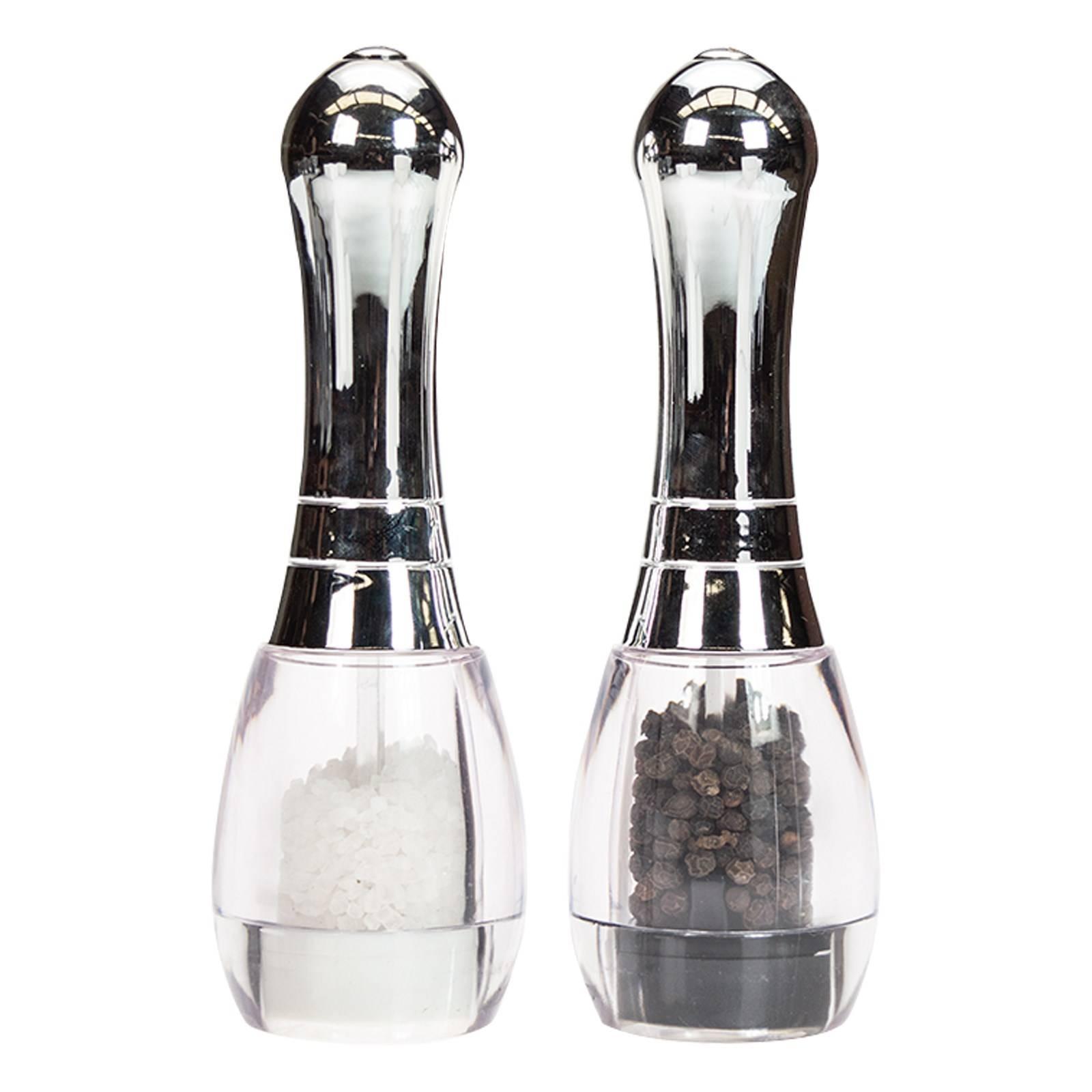 The English Tableware Co Skittle Salt Pepper Mill Set Oldrids