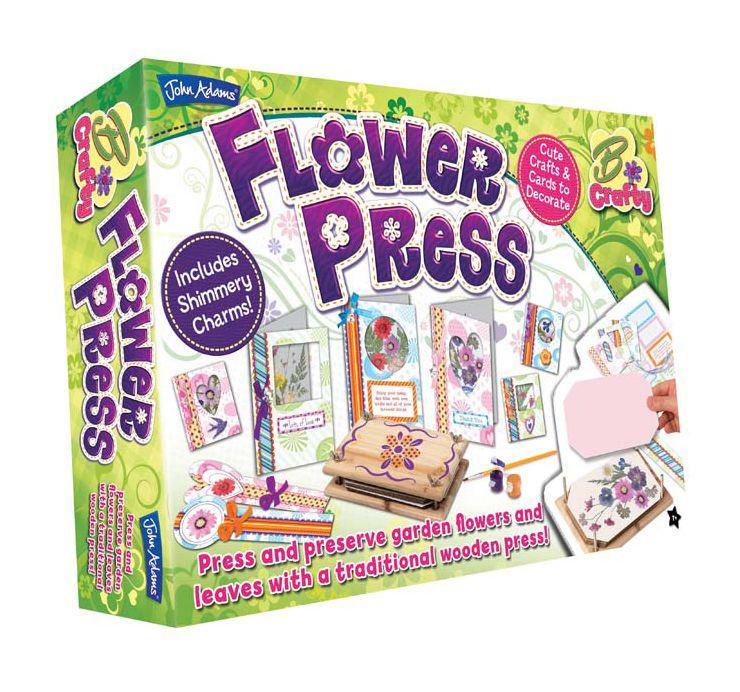 B Crafty Flower Press