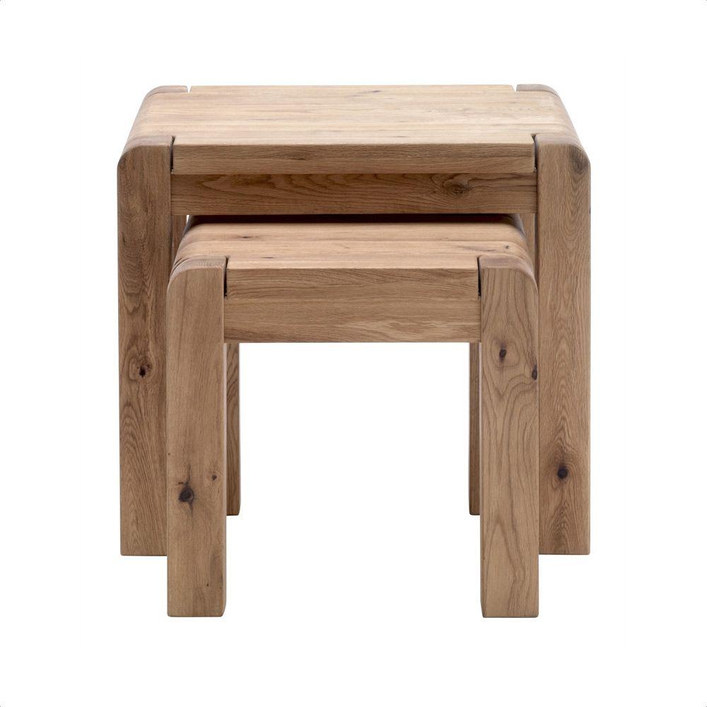 Imola Oak Nest of Tables Oldrids amp Downtown Oldrids  : 5071 from www.oldrids.co.uk size 1000 x 1000 jpeg 67kB