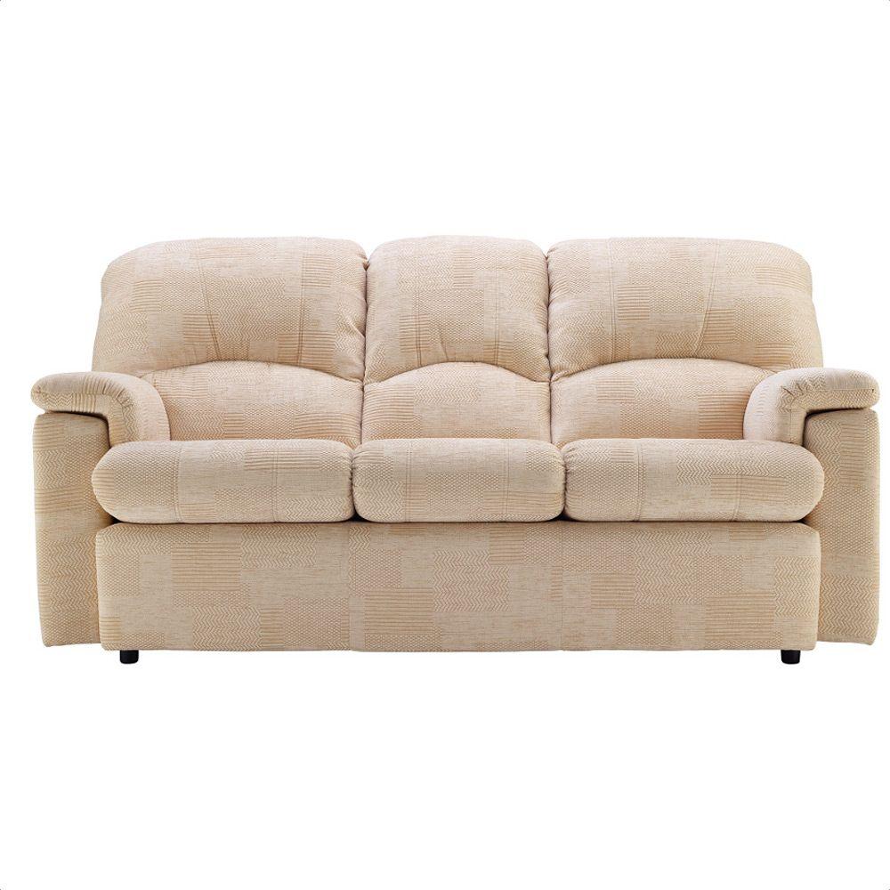 G Plan Chloe Fabric 3 Seater Sofa Oldrids Downtown