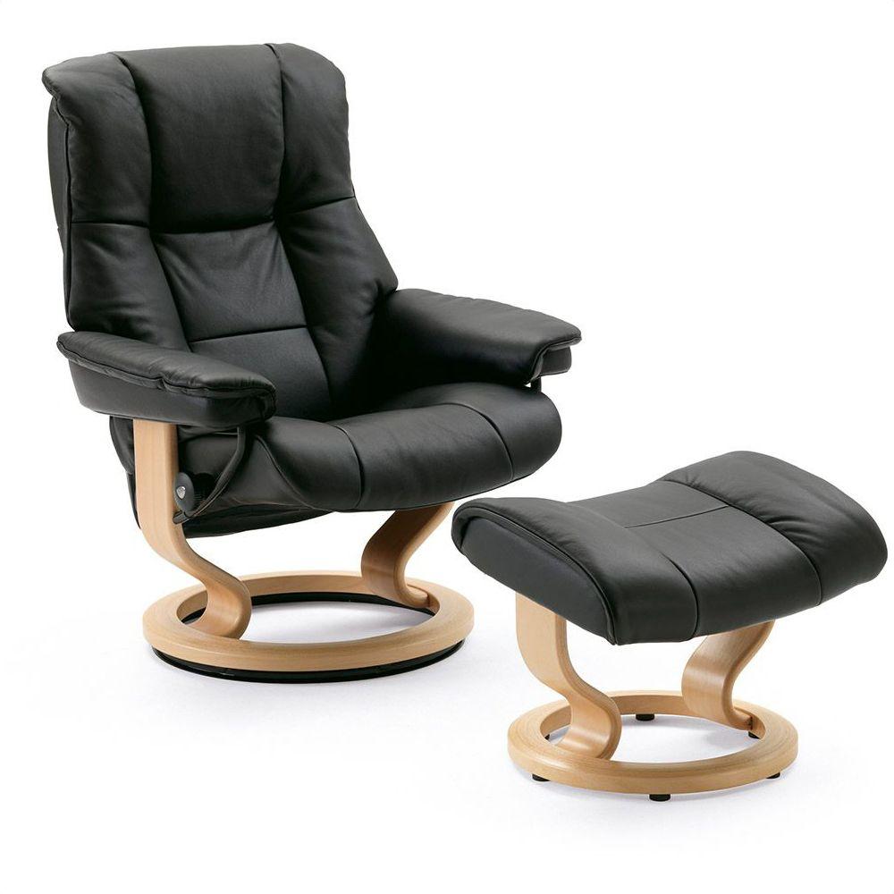 stressless mayfair chair stool set oldrids downtown oldrids co ltd. Black Bedroom Furniture Sets. Home Design Ideas