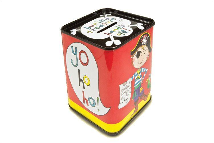 Rachel Ellen Buried Treasure Money Box