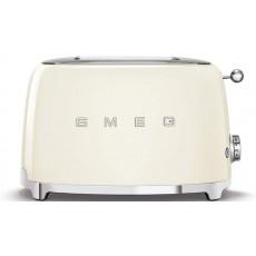 Smeg TSF01CRUK 2 Slice Toaster - Cream