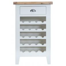 Tetbury White Wine Cabinet