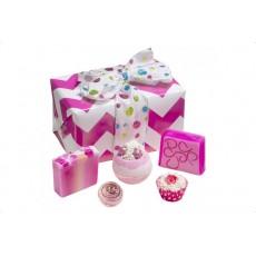 Bomb Cosmetics Glitter Gift Gift Set
