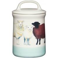 Apple Farm Sheep Storage Jar