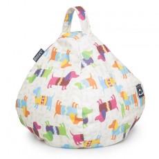 Ibeani Dachshund Bean Bag Tablet Stand & Gift Box
