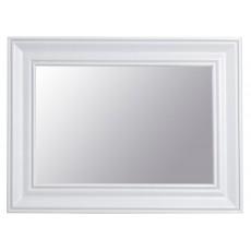 Trentham White Small Wall Mirror