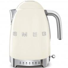 Smeg KLF04CRUK Variable Temperature Kettle - Cream