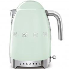 Smeg KLF04PGUK Variable Temperature Kettle - Pastel Green