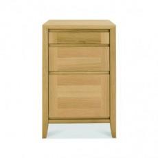 Brampton Oak Filing Cabinet