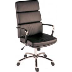Teknik Deco Executive Black Chair