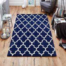 Oriental Weavers Arabesque Blue Rug