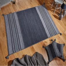 Oriental Weavers Kelim Rug Charcoal Rug
