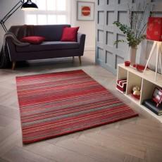 Oriental Weavers Carter Red Rug