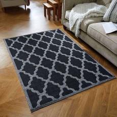 Oriental Weavers Moda Trellis Black Rug