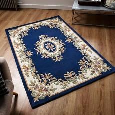 Oriental Weavers Royal Blue Rug