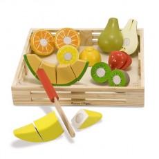 Wooden Cutting Fruit