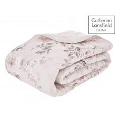 Catherine Lansfield Canterbury Blush Bedspread