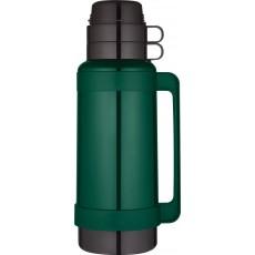 Thermos Mondial Flask Black/Green/Blue 1.8L