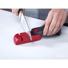 Joseph Joseph Rota Folding Knife Sharpener - GreyRed
