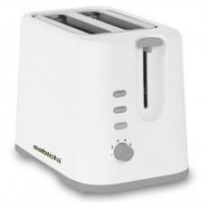 Sabichi 189097 White 2 Slice Toaster