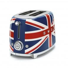 Smeg TSF01UJUK 2 Slice Toaster - Union Jack