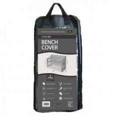 Premium Cover 3 Seater Bench Cover Black