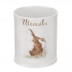 Wrendale 'Harebells' Utensil Jar