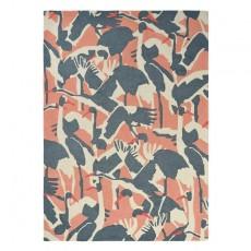 Ted Baker Cranes Pink 57002 Rug
