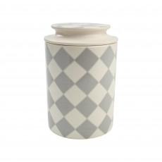 T&G City Diamond Storage Jar