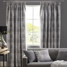 Design Studio Arden Silver Curtains
