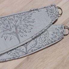 Design Studio Arden Silver Tie Back