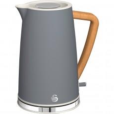 Swan Sk14610Gryn 1.7L Kettle - Nordic Grey