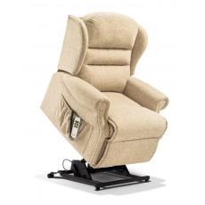 Sherborne Ashford Petite Fabric 2 Motor Rise And Recline Chair