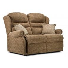 Sherborne Ashford Standard 2 Seater Fabric Fixed Sofa